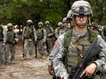 Soldados del ejercito de EEUU