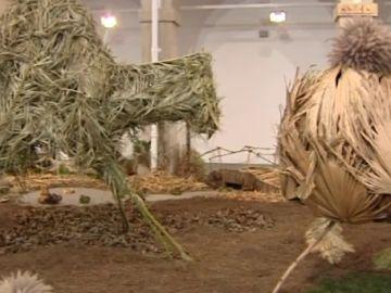 ArtBelén propone Portales realizados con material reciclado