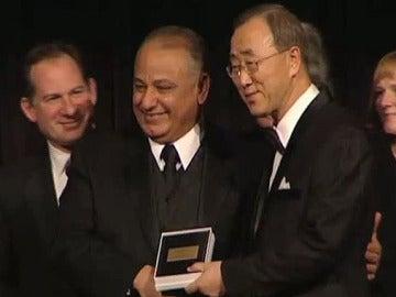Talal Al-haj, el periodista premiado