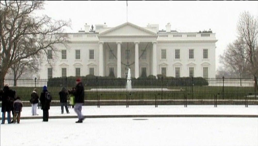 La Casa Blanca, más blanca que nunca