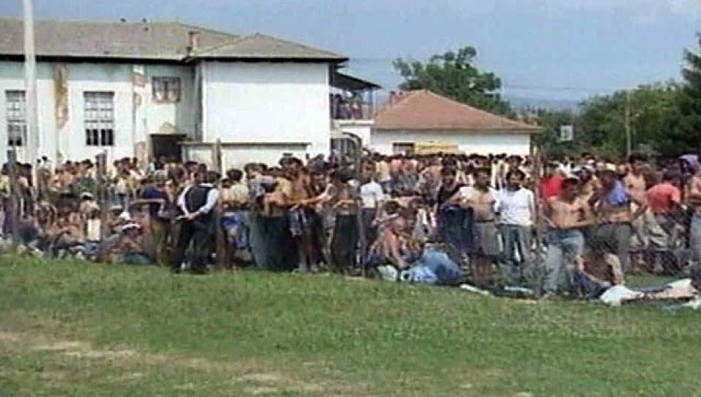 Tráfico de órganos en el conflicto de los Balcanes