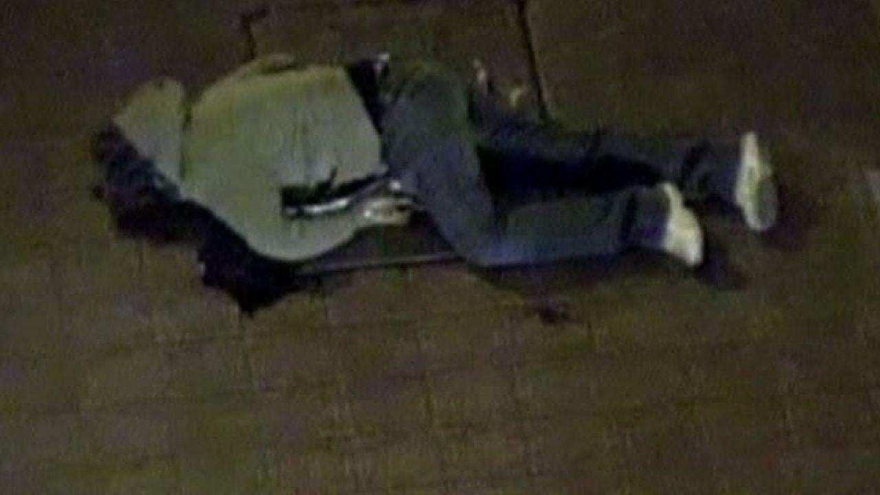 Una cámara de seguridad grabó el asesinato de Marisela