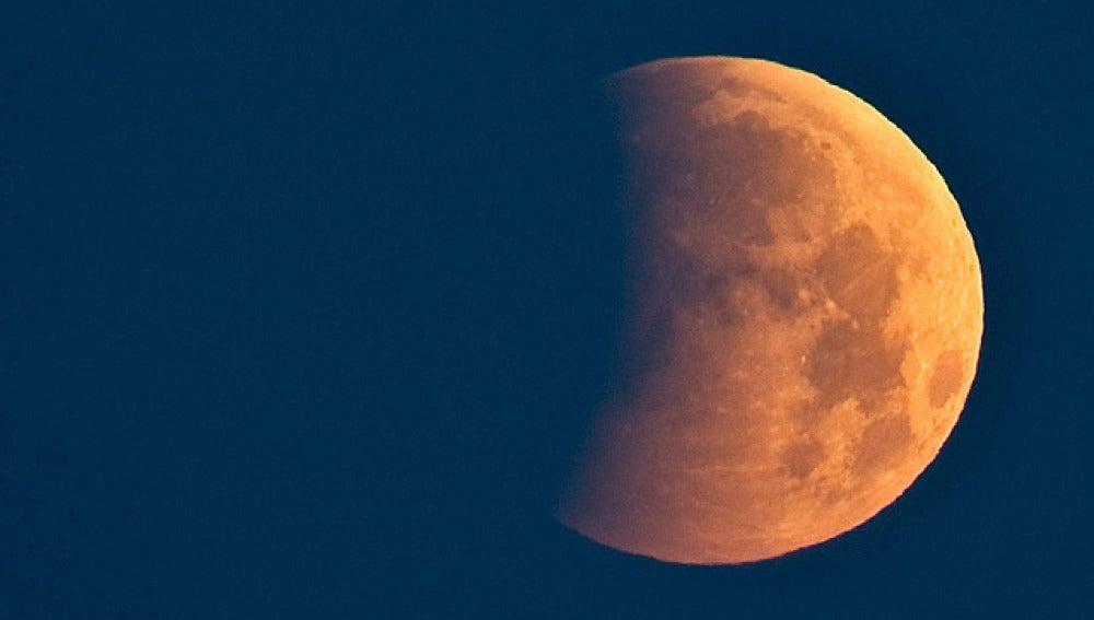 El eclipse, desde Alemania