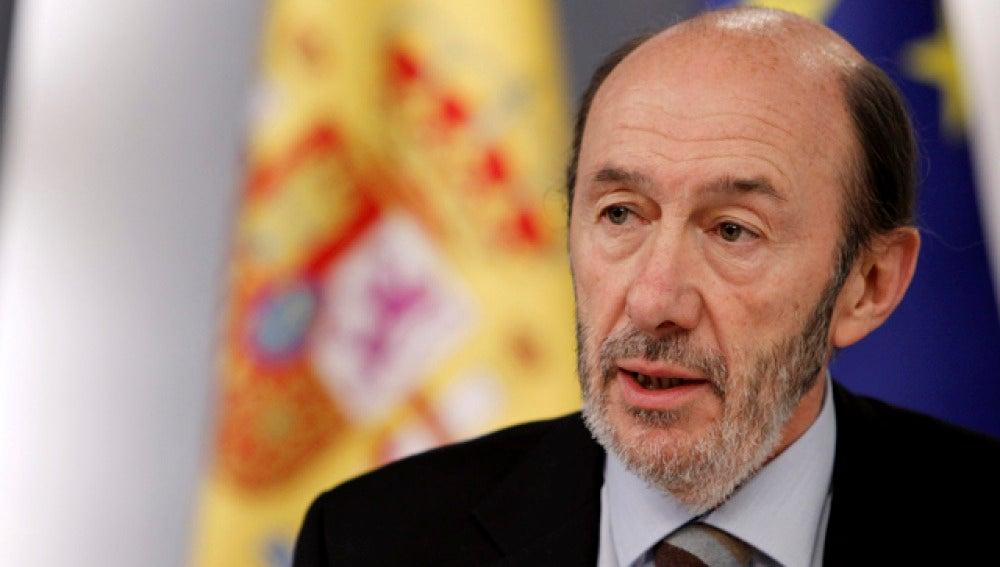 """Rubalcaba promete una cooperación """"leal"""""""