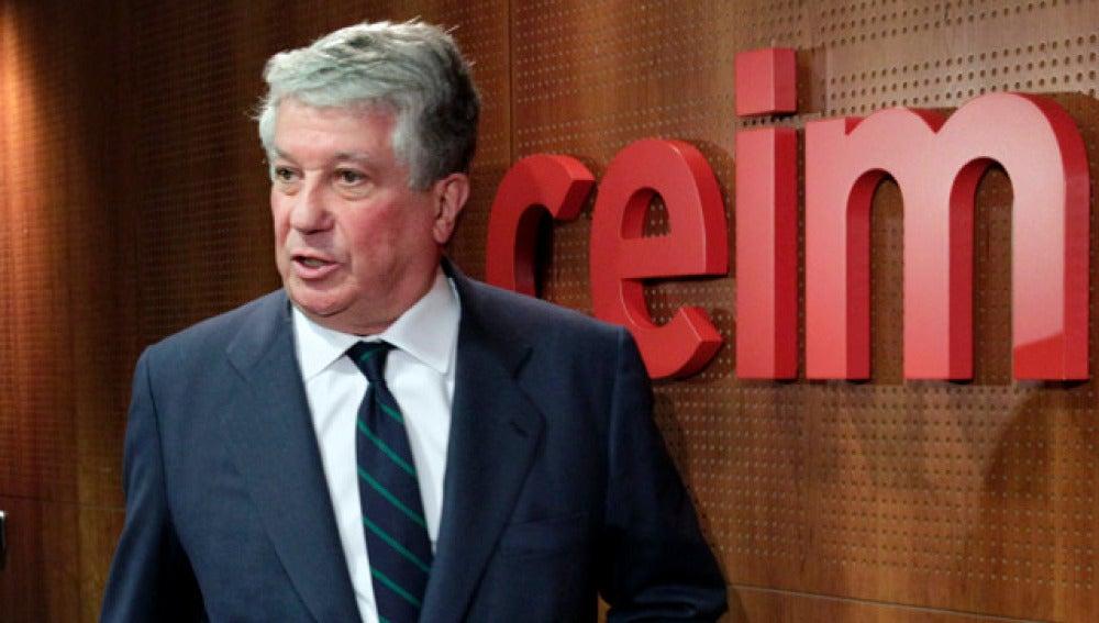 Arturo Fernández, de CEIM