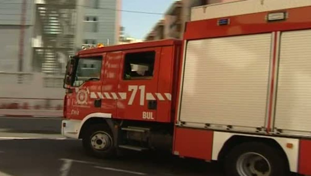Los bomberos de Tenerife piden que se aumente la plantilla