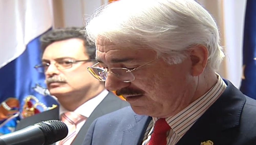 Suárez Gil, detenido por encañonar a su mujer