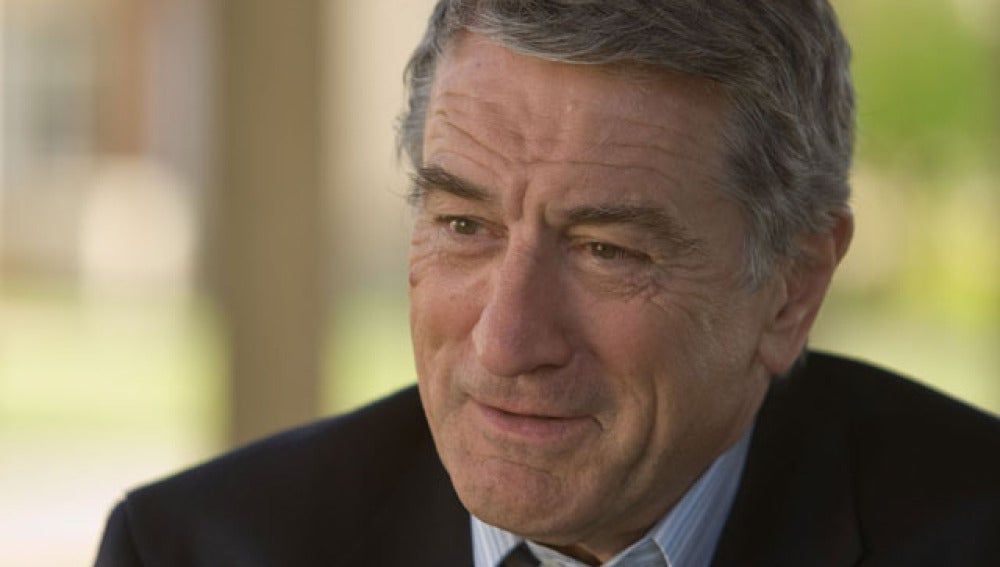 El actor Robert De Niro
