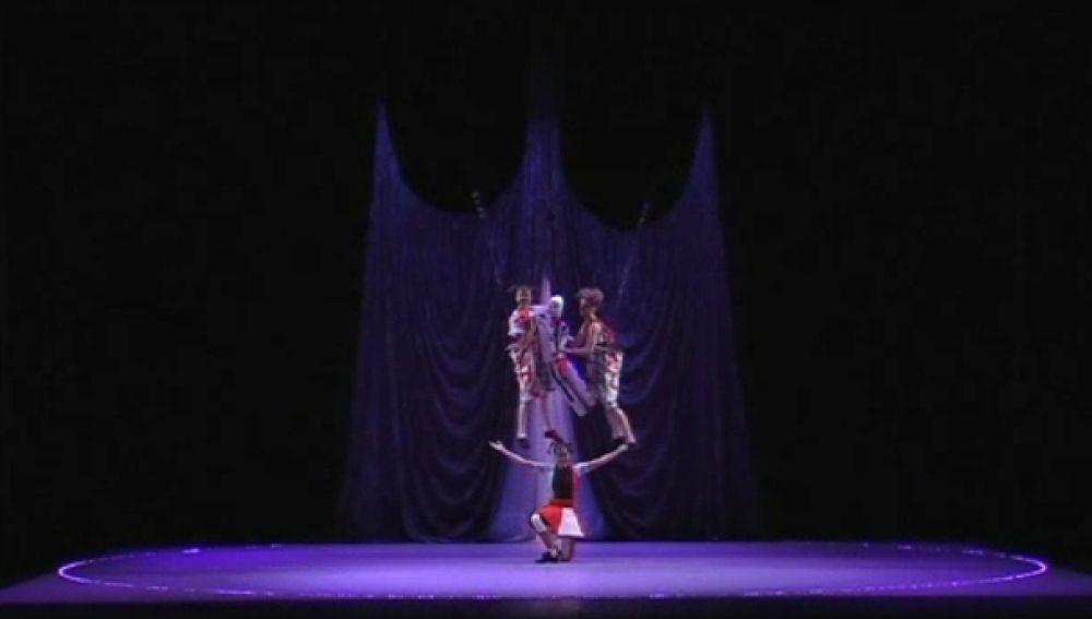Llega al Cuyás de Las Palmas de Gran Canaria El Circo de la Mujer Serpiente