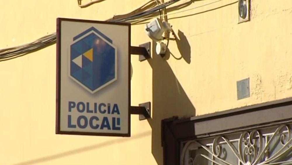 Agentes locales de La Laguna