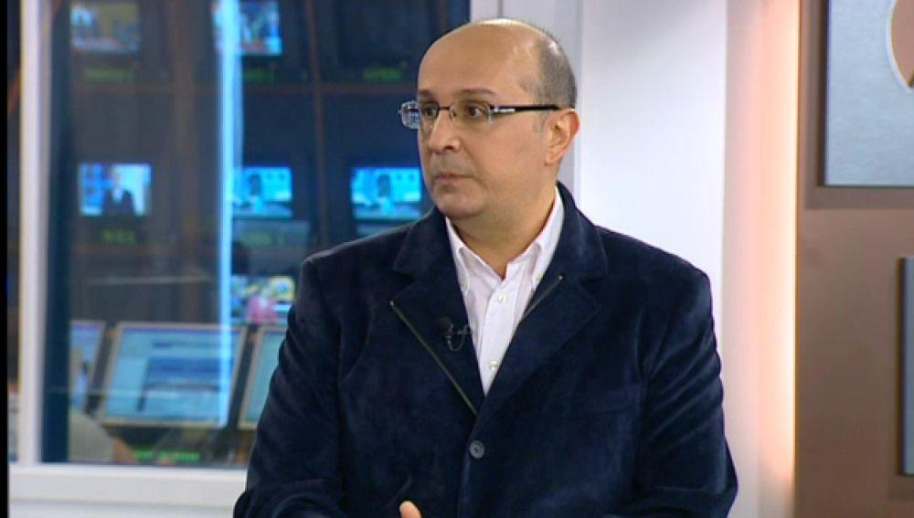 Aurelio Pastor Rodríguez. Coordinador autonómico de trasplantes
