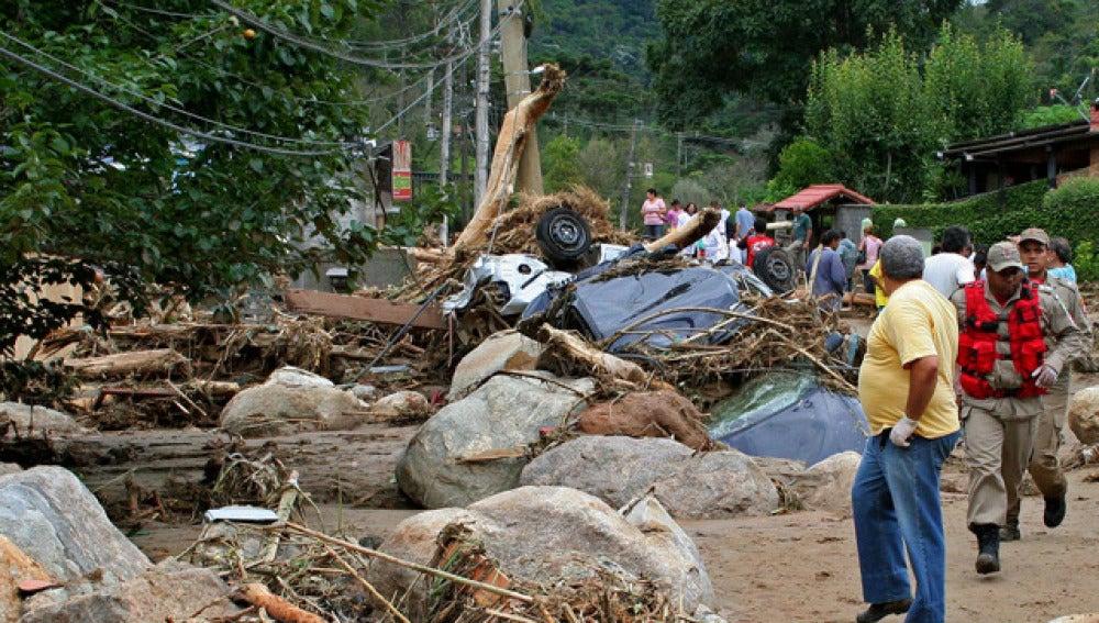Casi 500 muertos por las inundaciones en Brasil