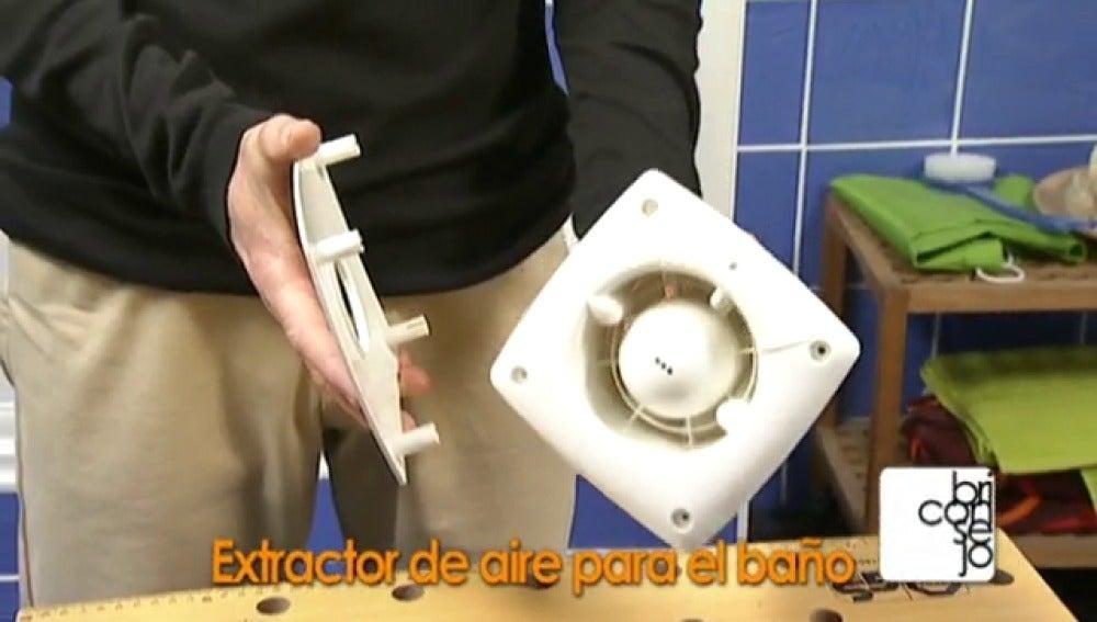 Extractores Para Cuartos De Bano.Extractor De Aire Para Bano