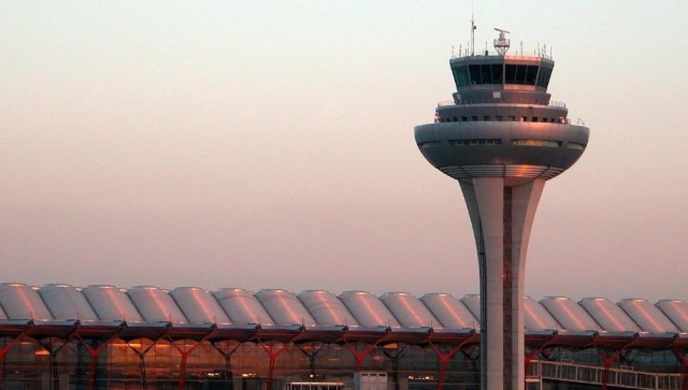 El aeropuerto de Barajas