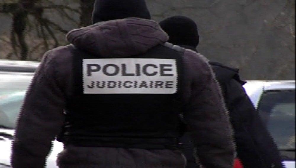 La policía judicial francesa