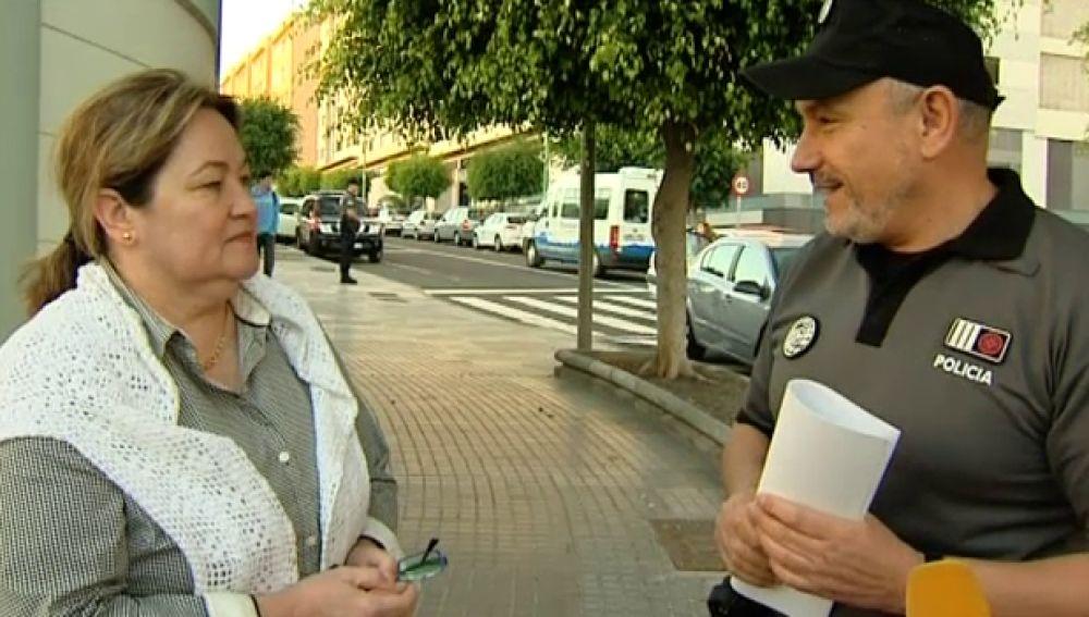 La Policía Canaria vigila los centros escolares para que sean más seguros