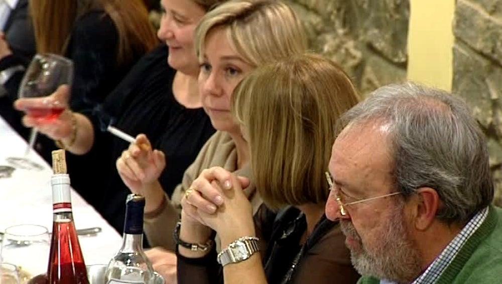 Fumadores en una sociedad gastronómica en el País Vasco