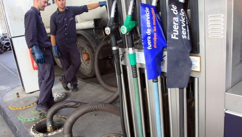 Sube el precio de los carburantes