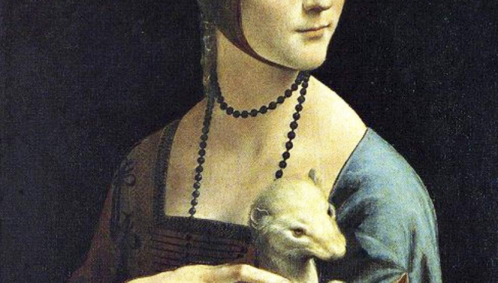 'La Dama de Armiño', de Da Vinci, podrá contemplarse por primera vez en España.