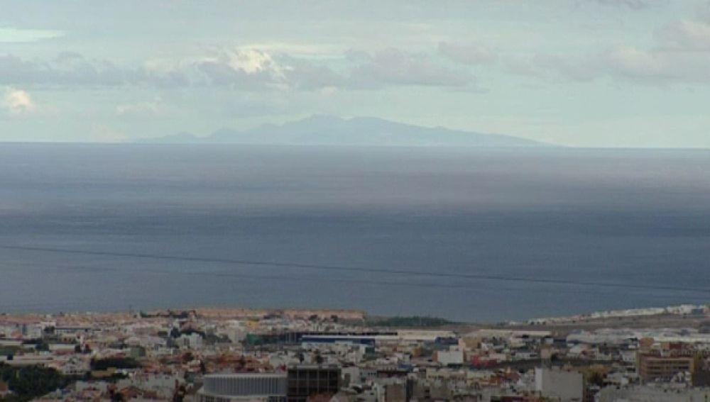 Canarias en alerta por lluvias