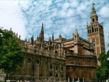 Imagen de la Giralda, en Sevilla