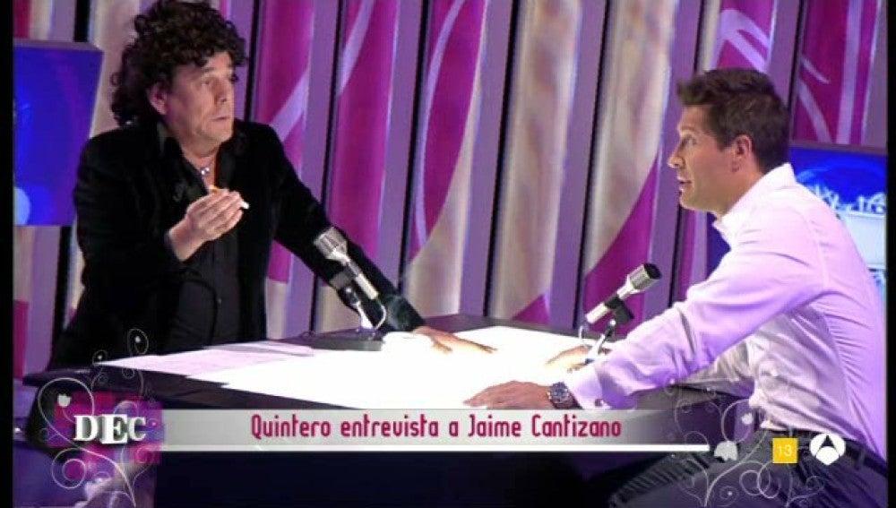 Juan Muñoz imita a Jesús Quintero