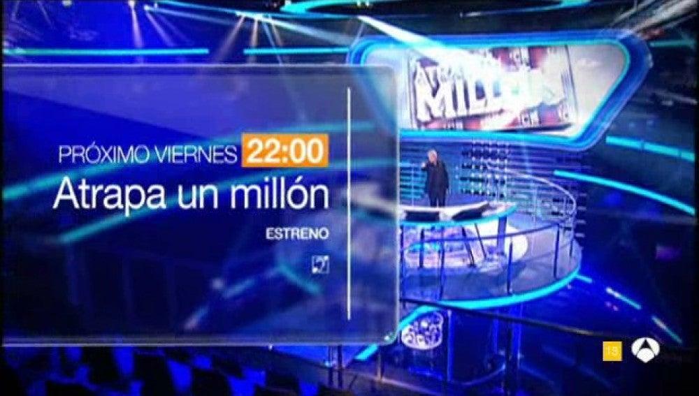 Promo Atrapa un millón