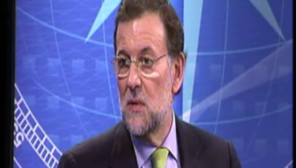 Para Rajoy la reforma era necesaria pero no soluciona el desempleo