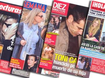 Revistas del dos de febrero