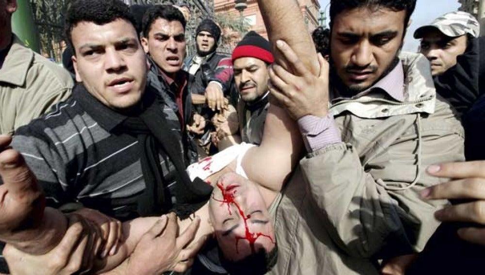 La violencia se recrudece en Egipto