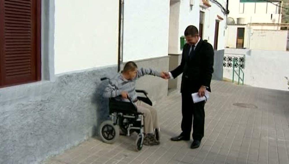 Seis años en lista de espera para un centro de discapacitados