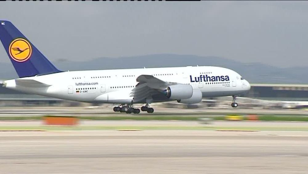 El llamado aterrizaje verde o descenso continuo.