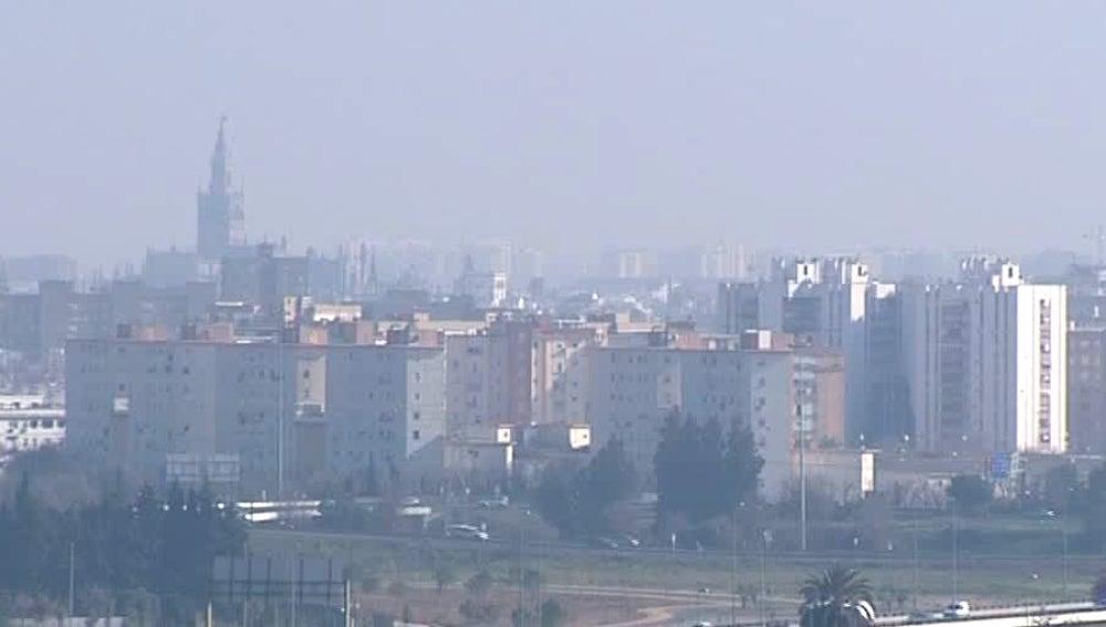 Contaminación en Sevilla
