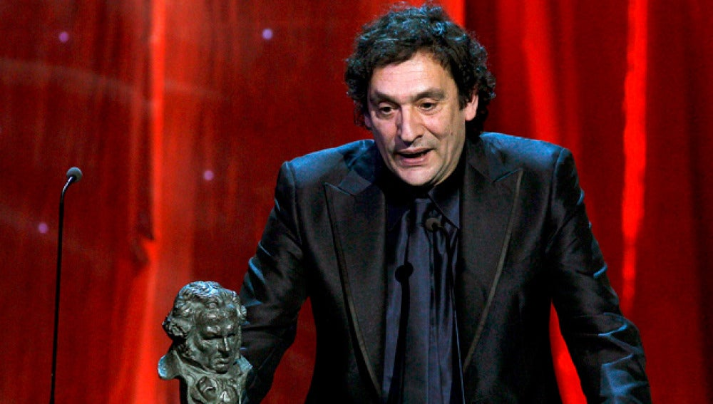 Agustí Villaronga ganó el Goya al mejor director