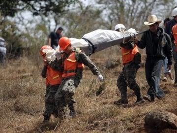 Accidente de avión en Honduras