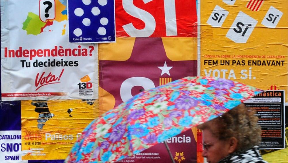 Referendum en Cataluña