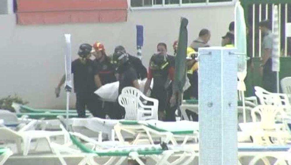 Encuentran el cuerpo del turista que cayó al mar