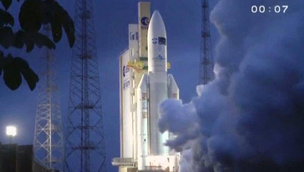 El carguero espacial Kepler