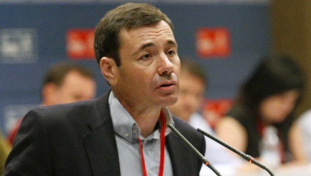 El líder del PSM, Tomás Gómez