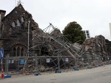 Terremoto en Nueva Zelanda (22-2-2011)