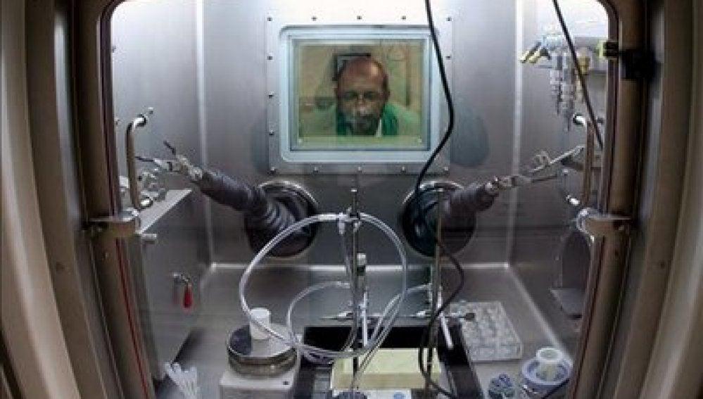 Maquinaria para la detección precoz del cáncer