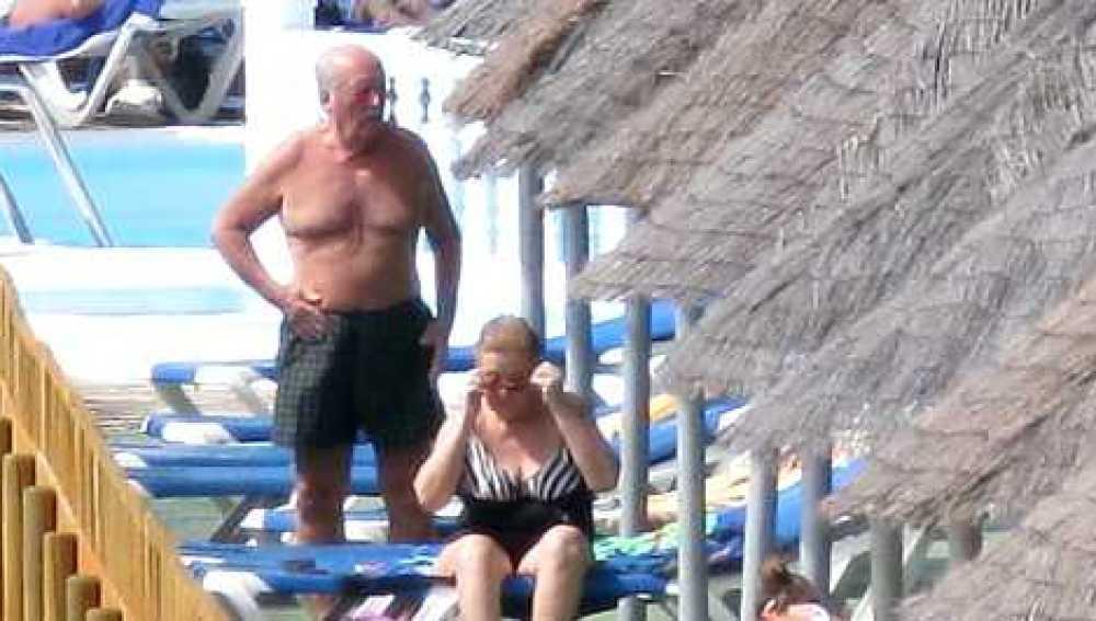 Tejero pasó el 23-F en la playa