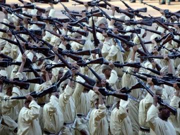 Enfrentamientos en Sohar