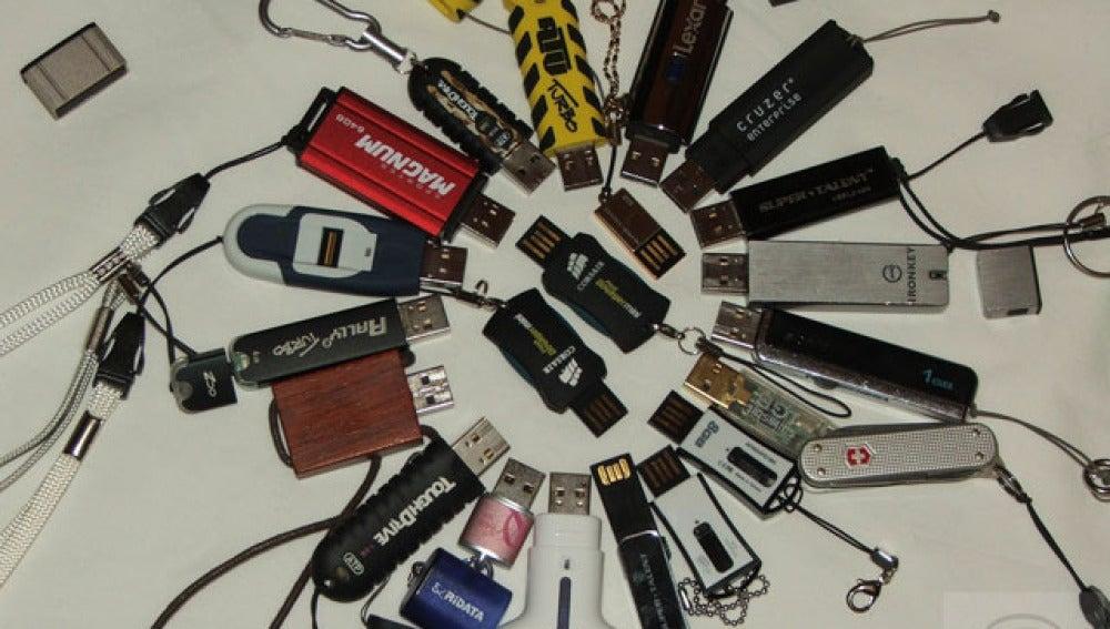 Pendrives USB