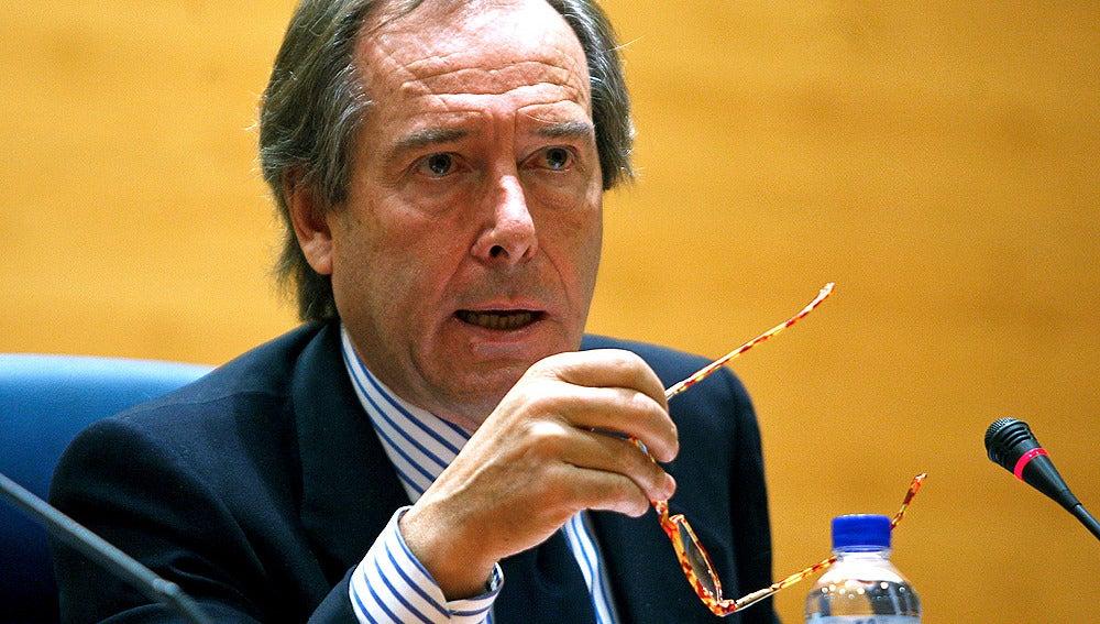 Enrique Curiel, ex vicesecretario general del Partido Comunista de España