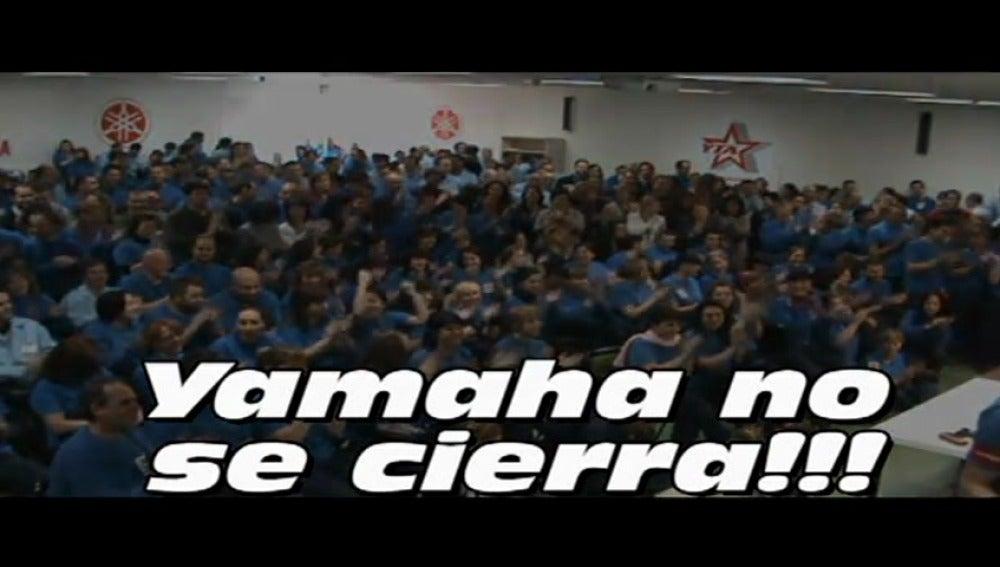 Un vídeo rumbero en Youtube contra el cierre de Yamaha