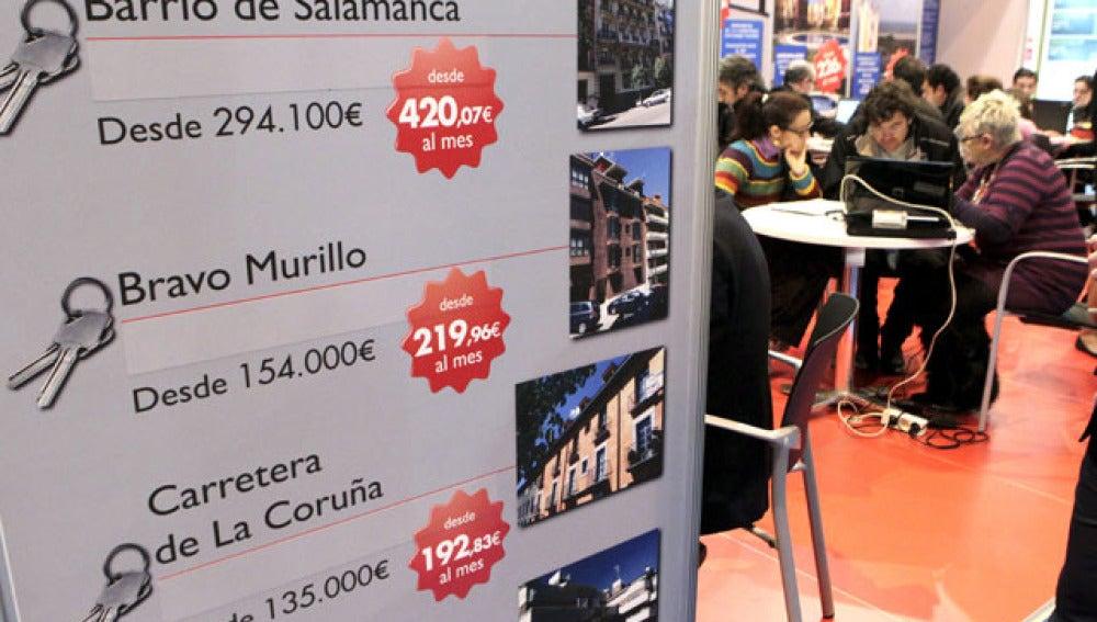 Ofertas de vivienda en el salón inmobiliario internacional SIMA Primavera 2011