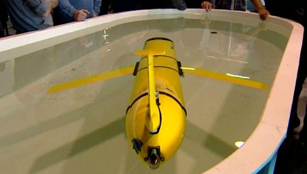 Planeadores submarinos: tecnología punta con base en Canarias