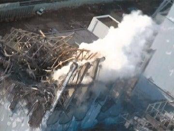 Reactor número 3 de Fukushima