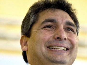 Juan José Cortés en la convención del PP